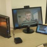 Аппаратная система видеоконференции
