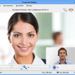 Как совершить видеозвонок на Windows