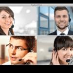 Групповая видеоконференция на macOS