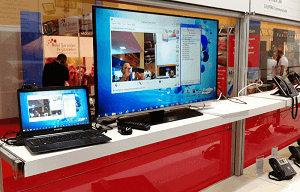 Стенд на Turkcell Teknoloji Zirvesi 2014