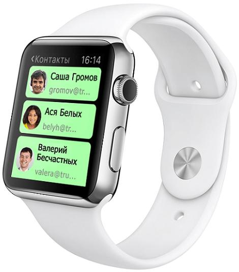 Вышло обновление TrueConf 1.8.0 для iOS 6