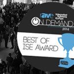 TrueConf представил лучший новый продукт для видеоконференций на ISE 2016