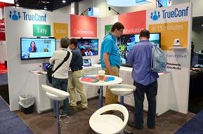 TrueConf примет участие в международной AV-выставке InfoComm16 1