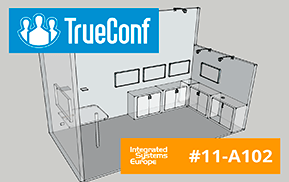 TrueConf принял участие в Integrated Systems Europe 2019 15