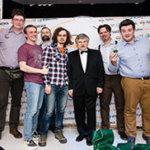 Команда TrueConf приняла участие в интеллектуальном поединке на Кубке Связи