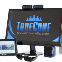 Компания TrueConf представляет решение видеосвязи в формате 3D