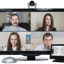 TrueConf выпустил новые решения для видеопереговорных комнат