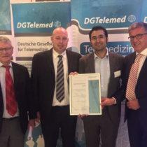 Решение TrueConf получило награду немецкой ассоциации телемедицины