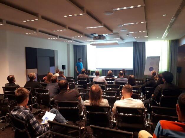 TrueConf принял участие в ежегодной дилерской конференции по аудиорешениям Yamaha 2