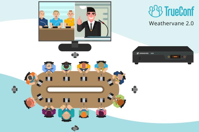 TrueConf Weathervane 2.0