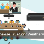 Обновление TrueConf Weathervane 2: поддержка конференц-систем Sennheiser ADN