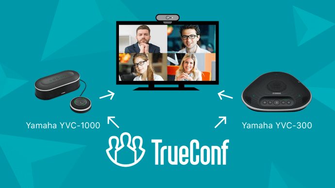 TrueConf и Yamaha
