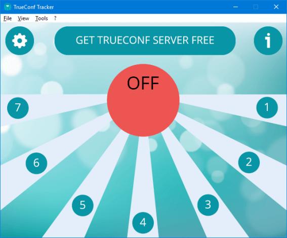 TrueConf Tracker 2.0
