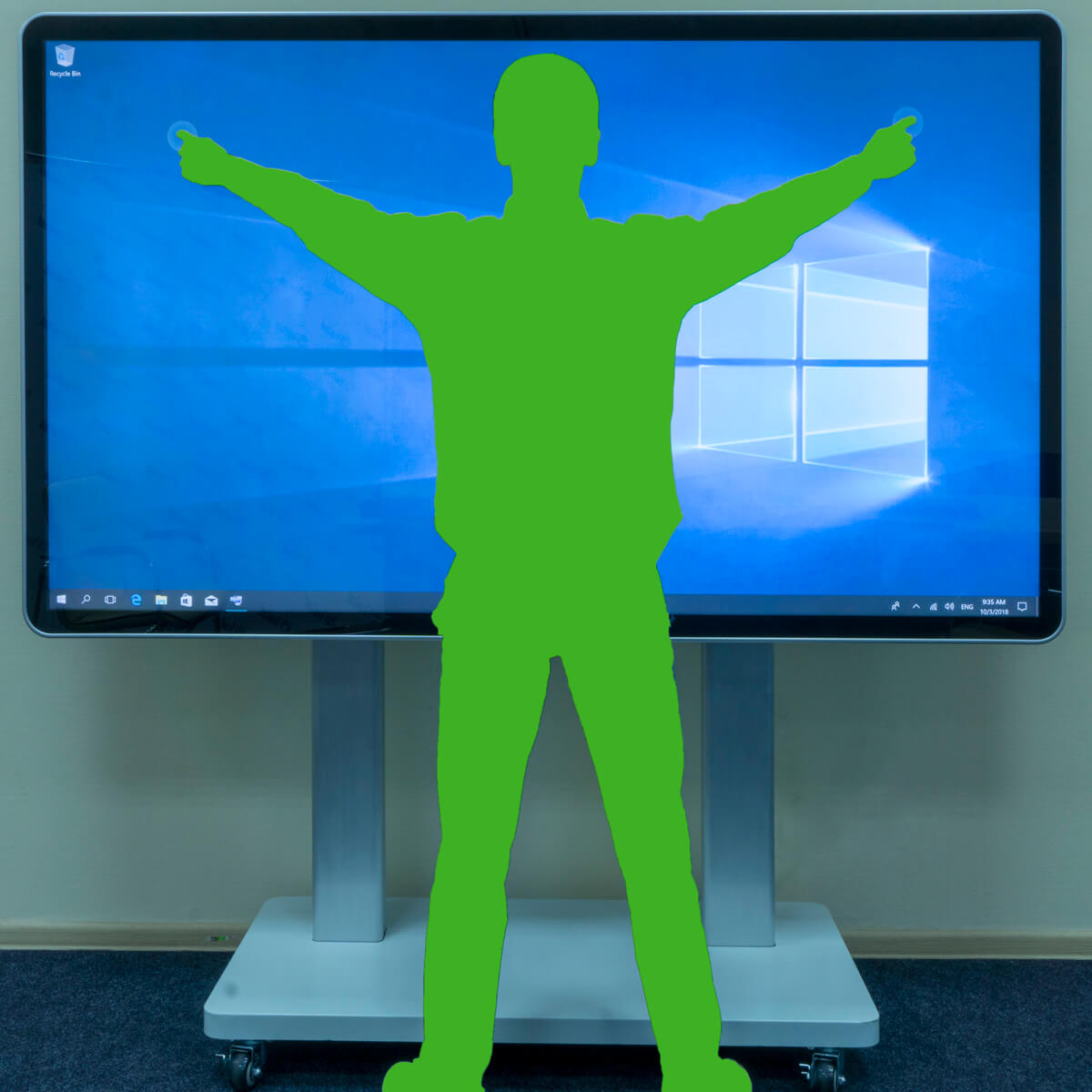 Интерактивная сенсорная панель
