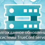 Долгожданное обновление сервера видеосвязи TrueConf Server 4.4.0