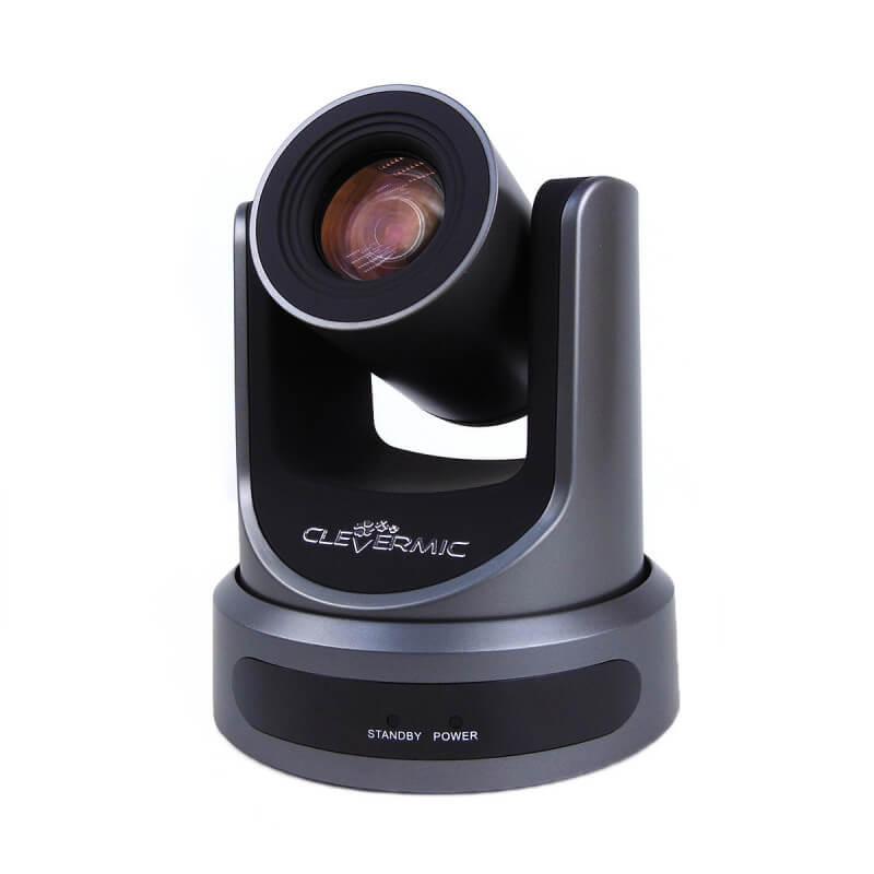 PTZ-камера CleverMic 1212SHN Black (FullHD, 12x, SDI, HDMI, LAN)