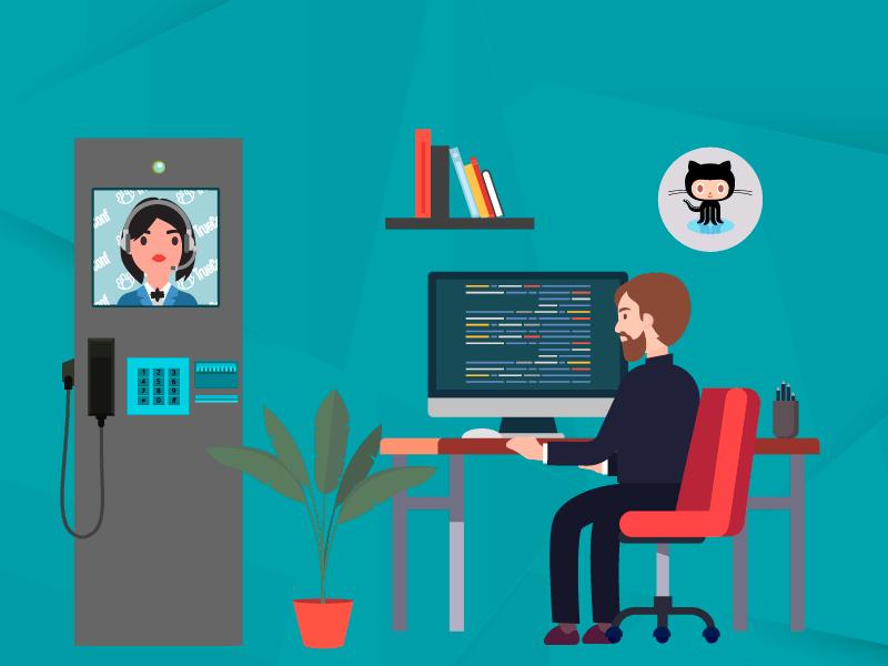 TrueConf представил первое в мире ВКС-решение с открытым исходным кодом для инфоматов 1