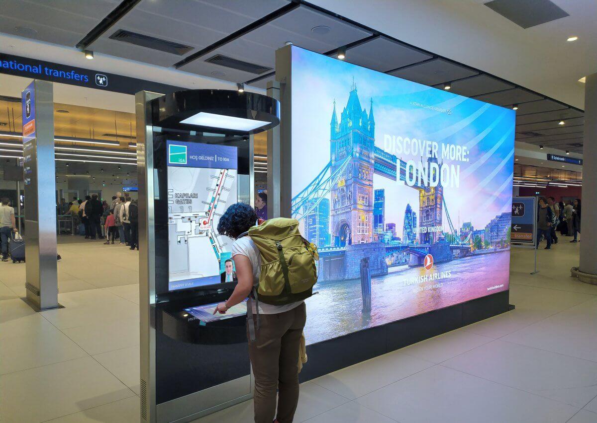 TrueConf обеспечил новый аэропорт Стамбула видеокиосками для удаленного обслуживания пассажиров 1