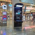 Дистанционное обслуживание лицом к лицу: TrueConf Kiosk в новом аэропорту Стамбула 4
