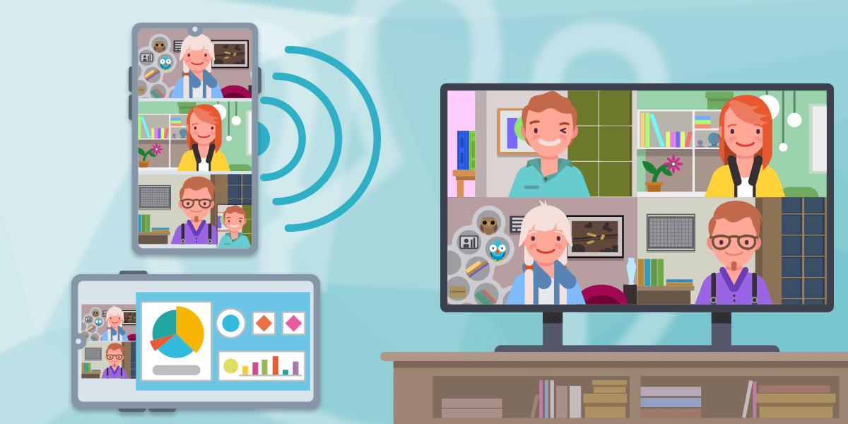 TrueConf выпустил приложение для быстрого вывода FullHD видеосвязи со смартфонов на TV 1