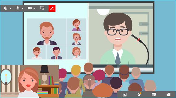 5 лучших типов видеоконференций для ваших задач 1