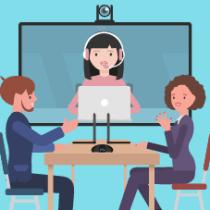 TrueConf Room — новое ВКС-решение для переговорных комнат