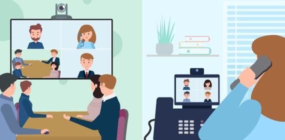 Легкая интеграция с телефонией и звонки наружу