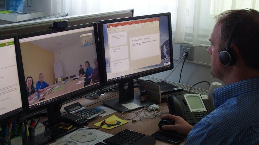 TrueConf повысил уровень медицинского обслуживания в пансионатах для пожилых людей в Германии 1