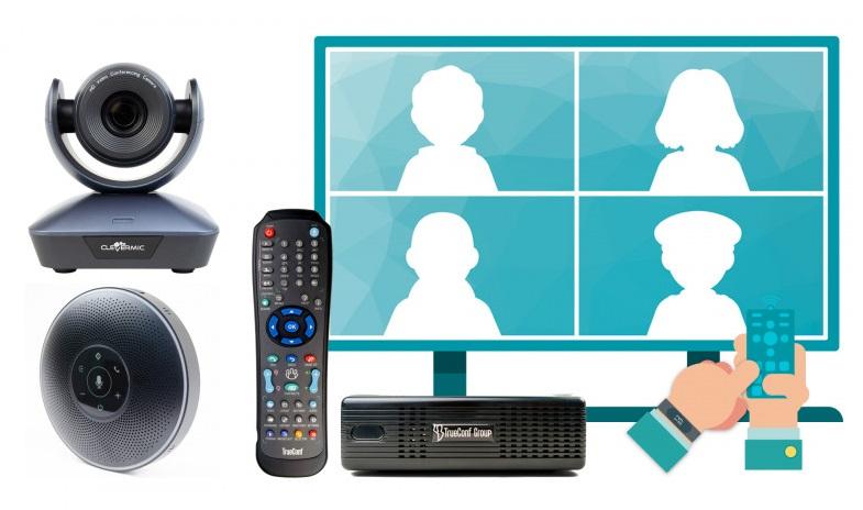 TrueConf Group — российский терминал видеоконференцсвязи 1
