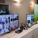 Весенние конференции о технологиях ВКС и новинках AV-оборудования для конференц-залов 2