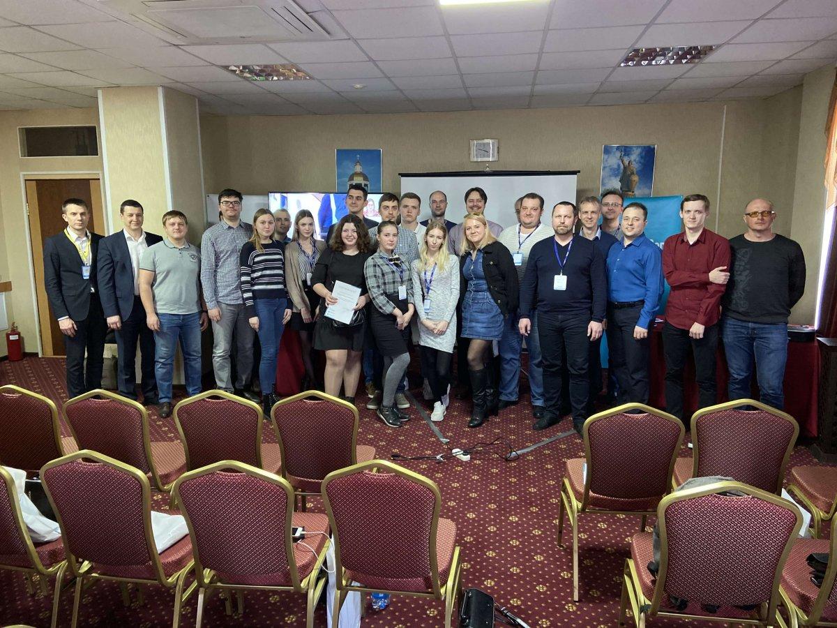 Итоги весенних семинаров о TrueConf Server 4.5 и новинках AV-оборудования 1