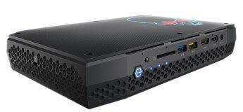 Intel NUC8i7 for UltraHD 4K video