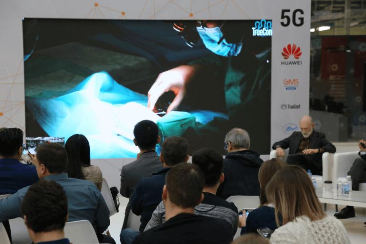 В России провели первые хирургические операции с использованием сети 5G 1