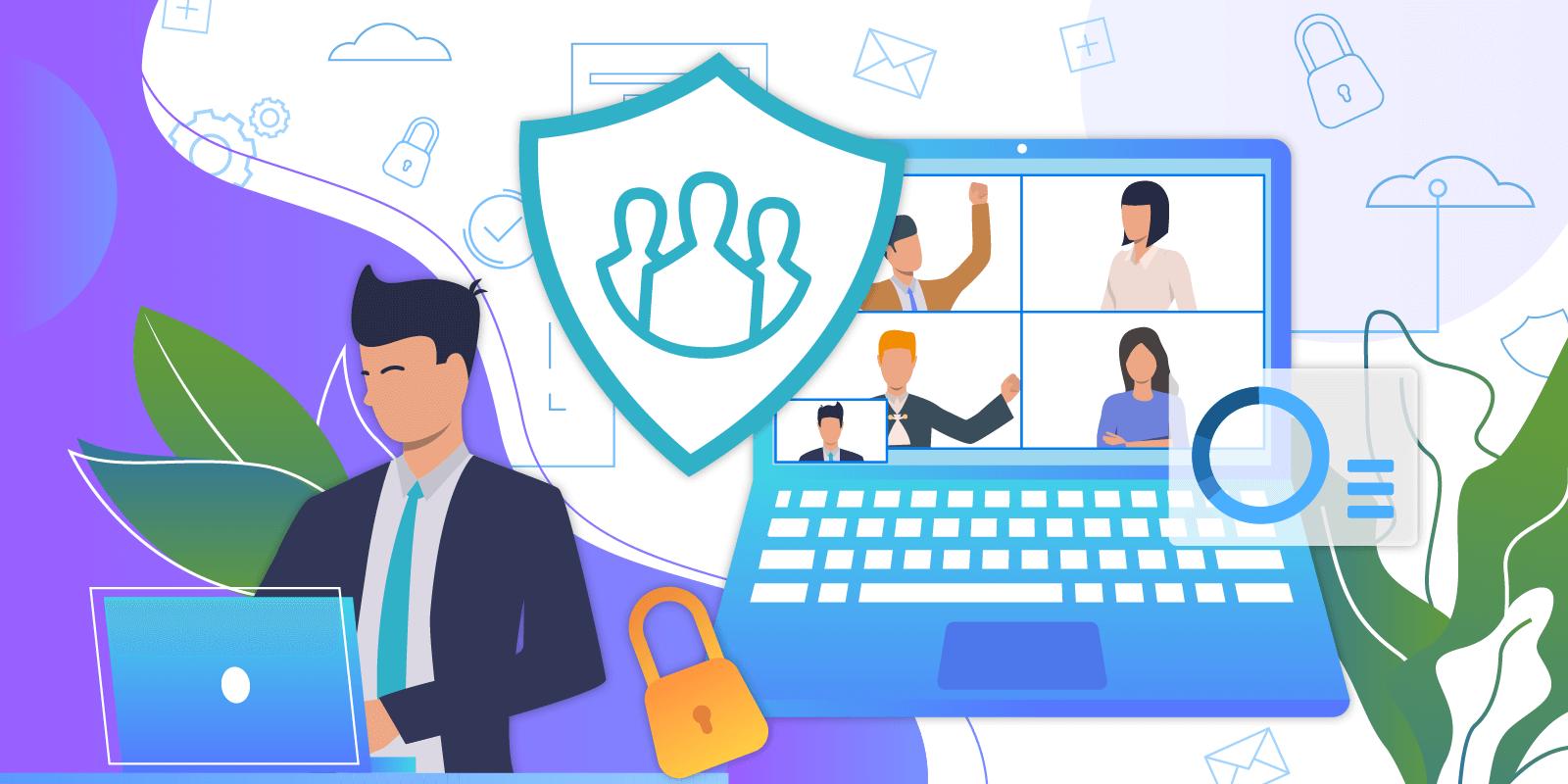 Как TrueConf защищает ваши коммуникации и личные данные
