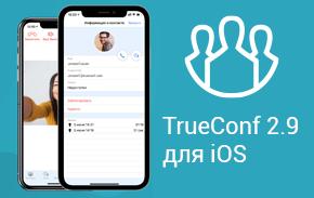 Обновление TrueConf 2.9 для iOS: Улучшения и хотфиксы 4