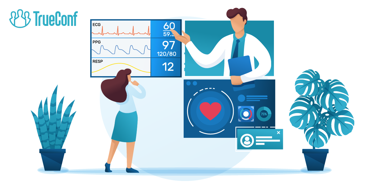 TrueConf предоставит российскому здравоохранению спецусловия для развития телемедицины в стране 1