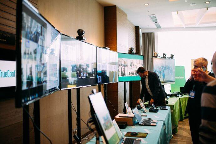 «ВКС для бизнеса 2021» объединила 12 ИТ-компаний и более 500 участников 5