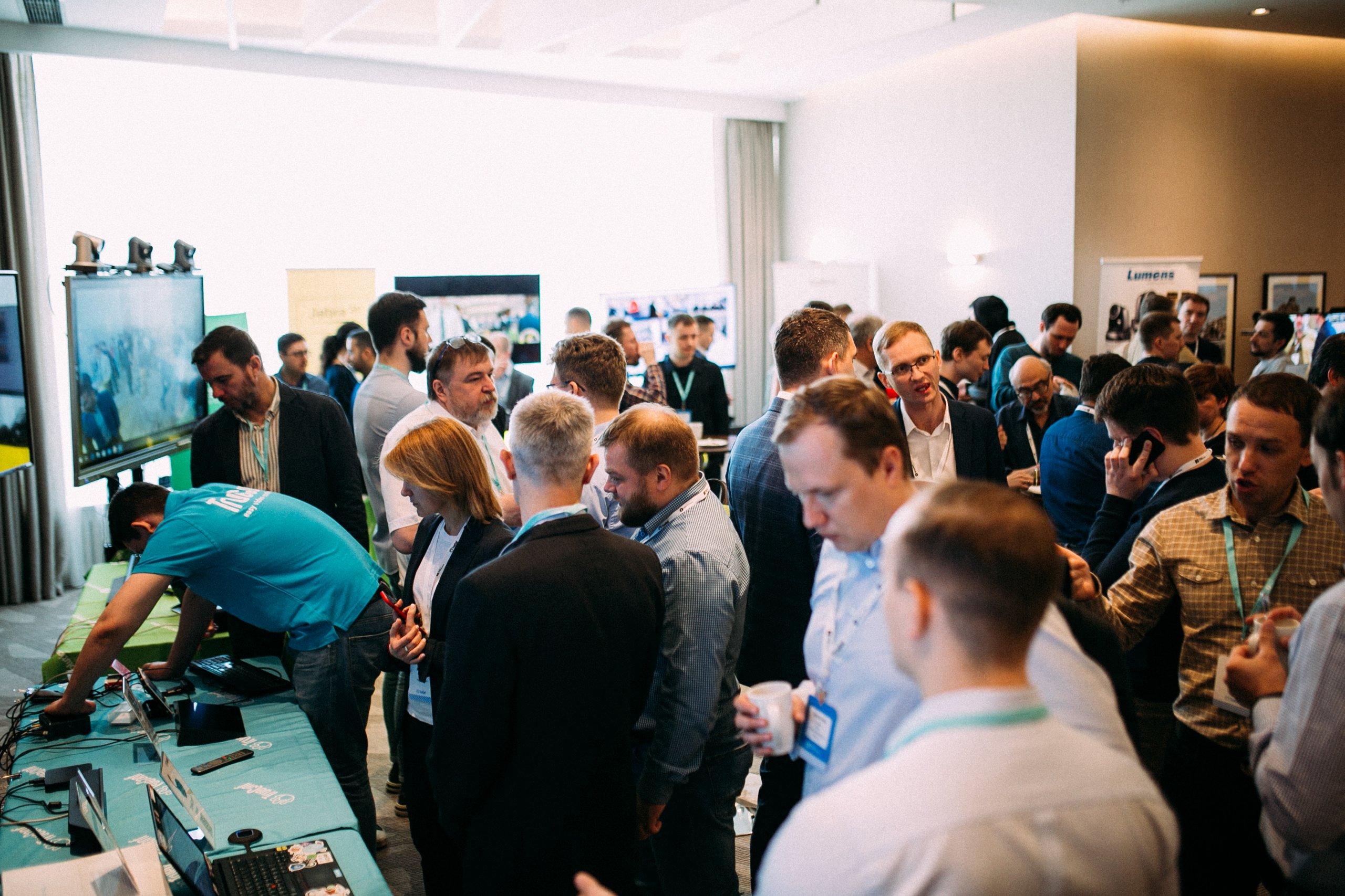 «ВКС для бизнеса 2021» объединила 12 ИТ-компаний и более 500 участников 1