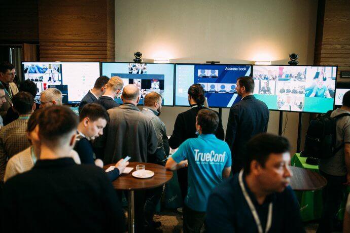 «ВКС для бизнеса 2021» объединила 12 ИТ-компаний и более 500 участников 6