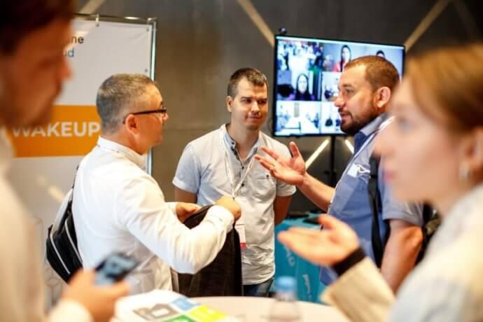 TrueConf стал партнером ИТ-семинара «IT, Wake Up!» в Волгограде 3