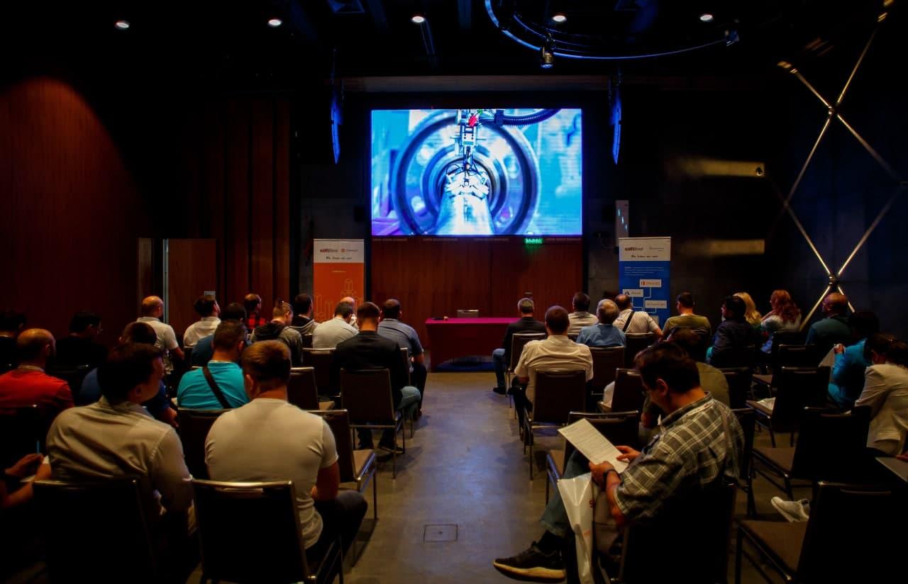 TrueConf стал партнером ИТ-семинара «IT, Wake Up!» в Волгограде 9