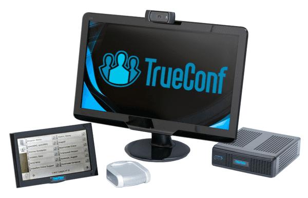 Вышла новая прошивка 1.2.1 аппаратной системы видеосвязи TrueConf Terminal 1