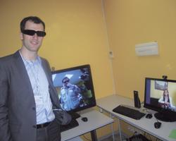 3D-видеосвязь и новое имя на рынке ВКС 1